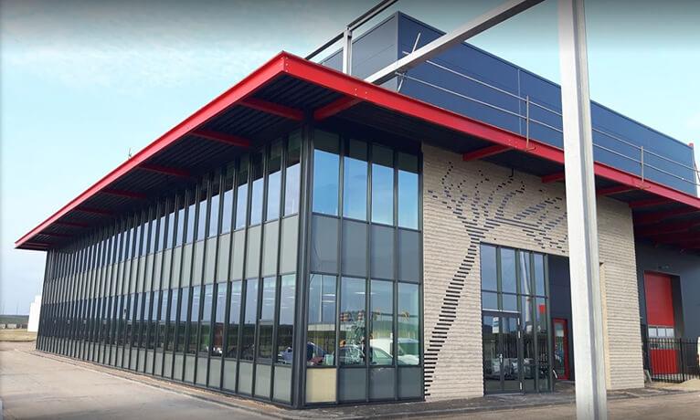 Nieuwbouw project kantoor Altena Kampen