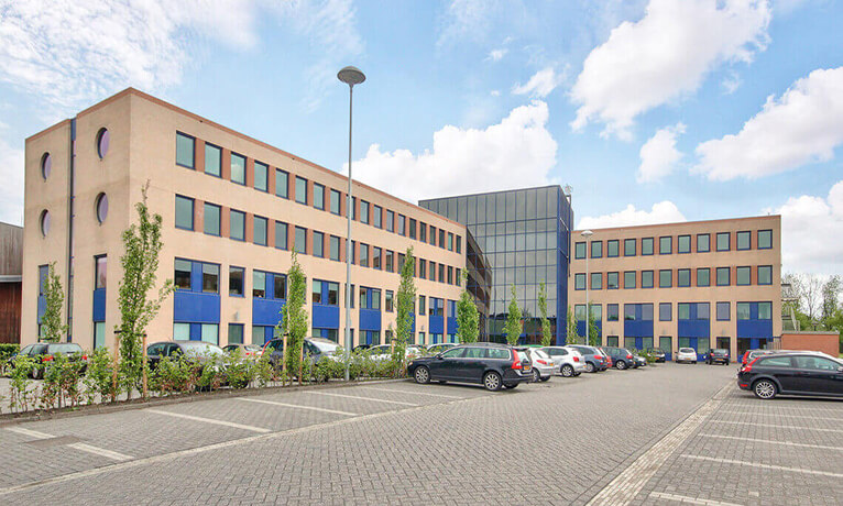 Renovatie Business Center Leusden