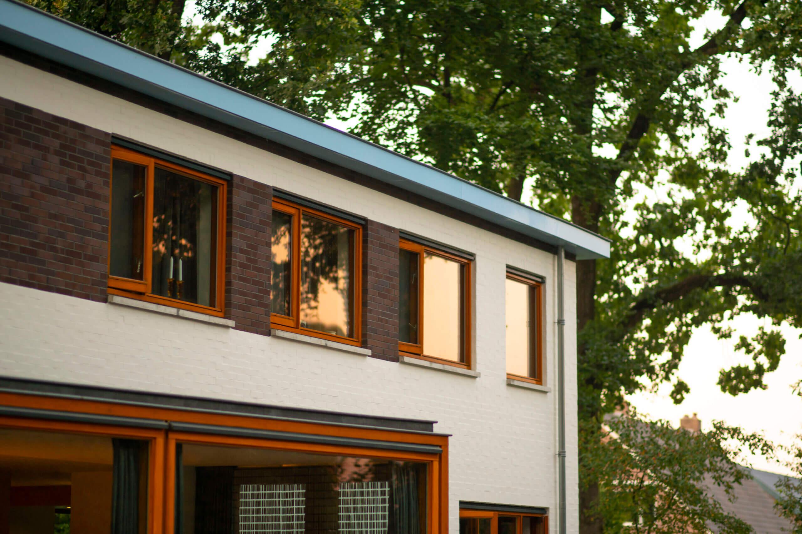 Groot onderhoud vrijstaande woning in Nunspeet