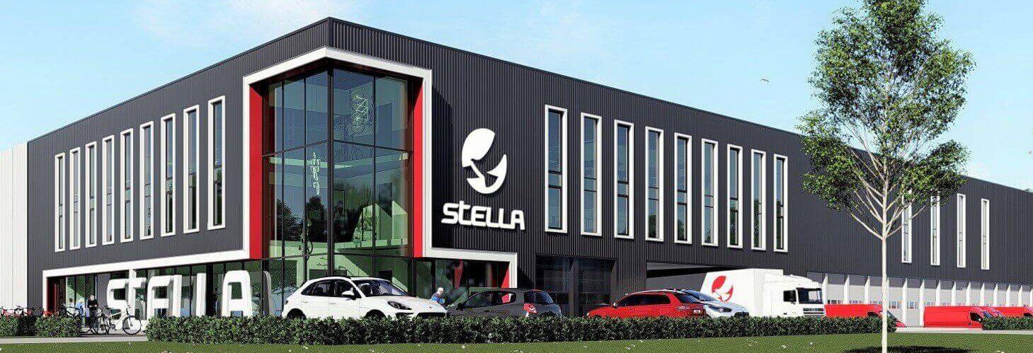 Nieuwbouw Stella Fietsen